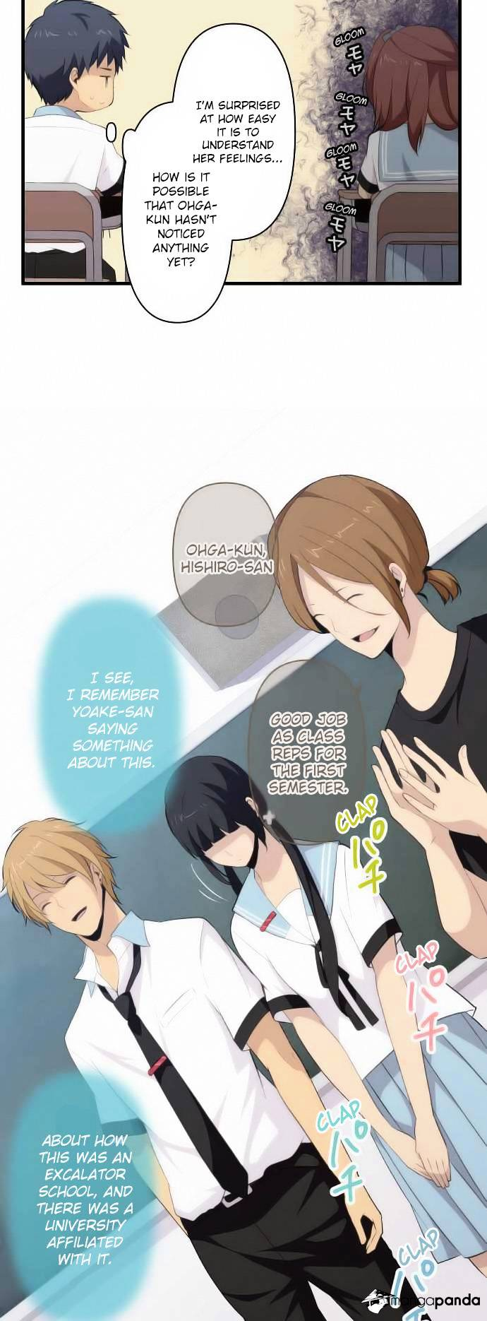 ReLIFE Chapter 94  Online Free Manga Read Image 9