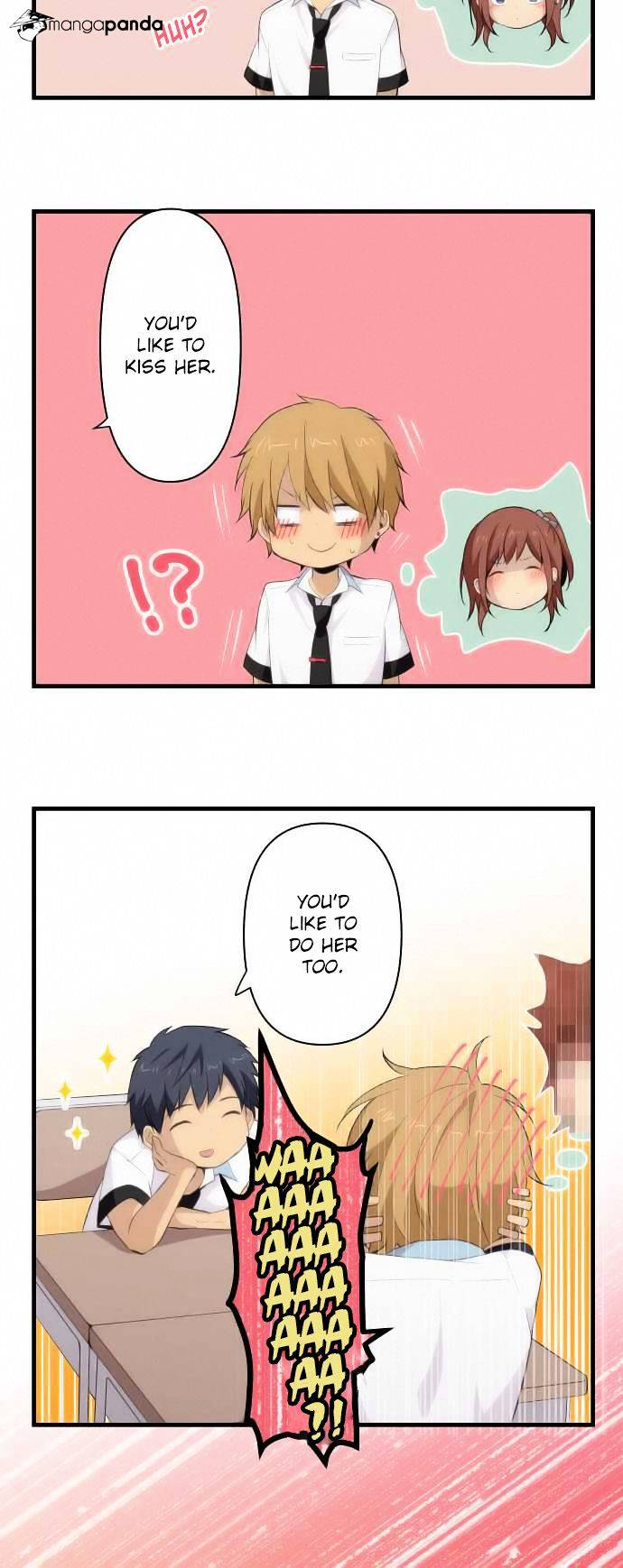 ReLIFE Chapter 95  Online Free Manga Read Image 19