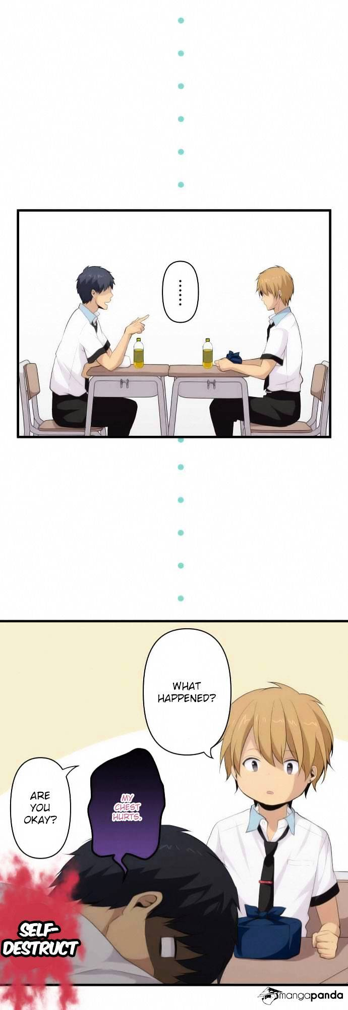 ReLIFE Chapter 95  Online Free Manga Read Image 21
