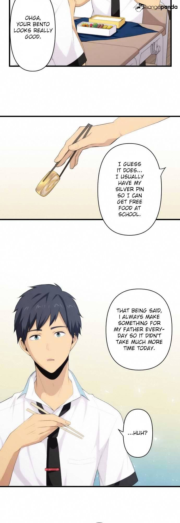 ReLIFE Chapter 95  Online Free Manga Read Image 4