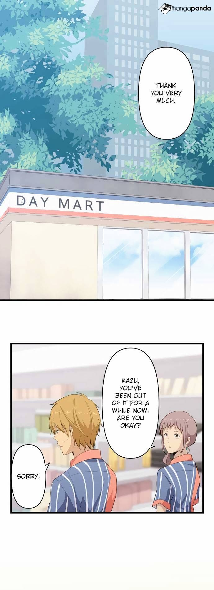 ReLIFE Chapter 96  Online Free Manga Read Image 12