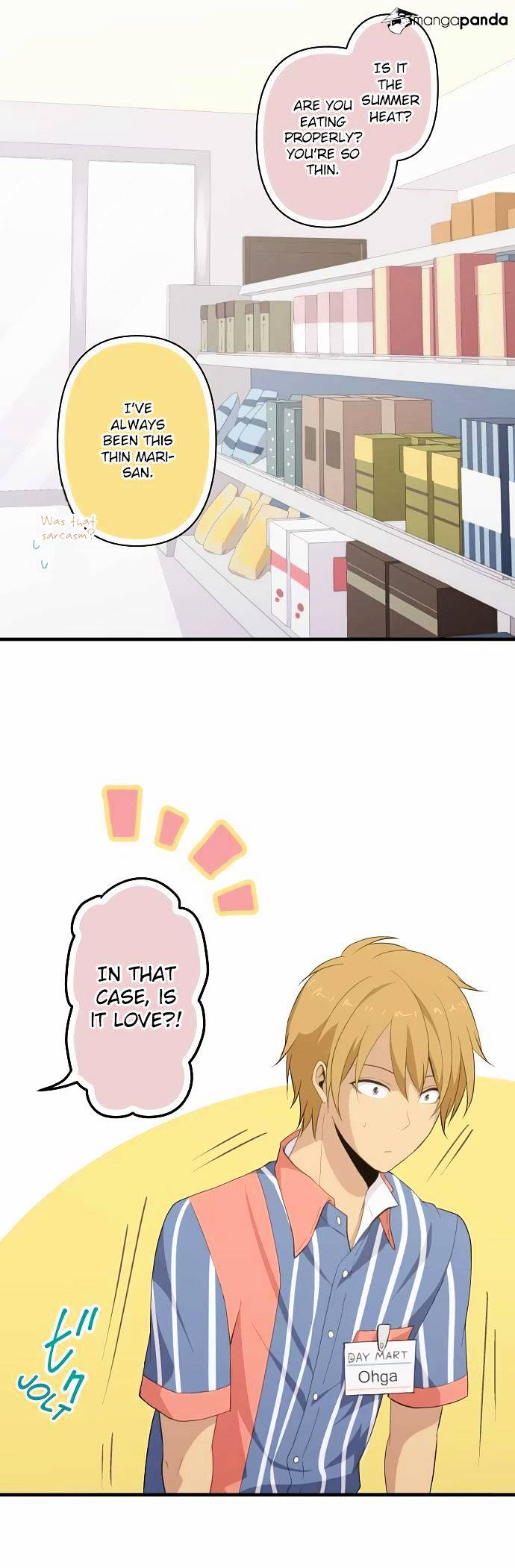 ReLIFE Chapter 96  Online Free Manga Read Image 13