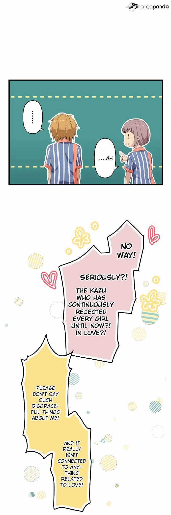 ReLIFE Chapter 96  Online Free Manga Read Image 14