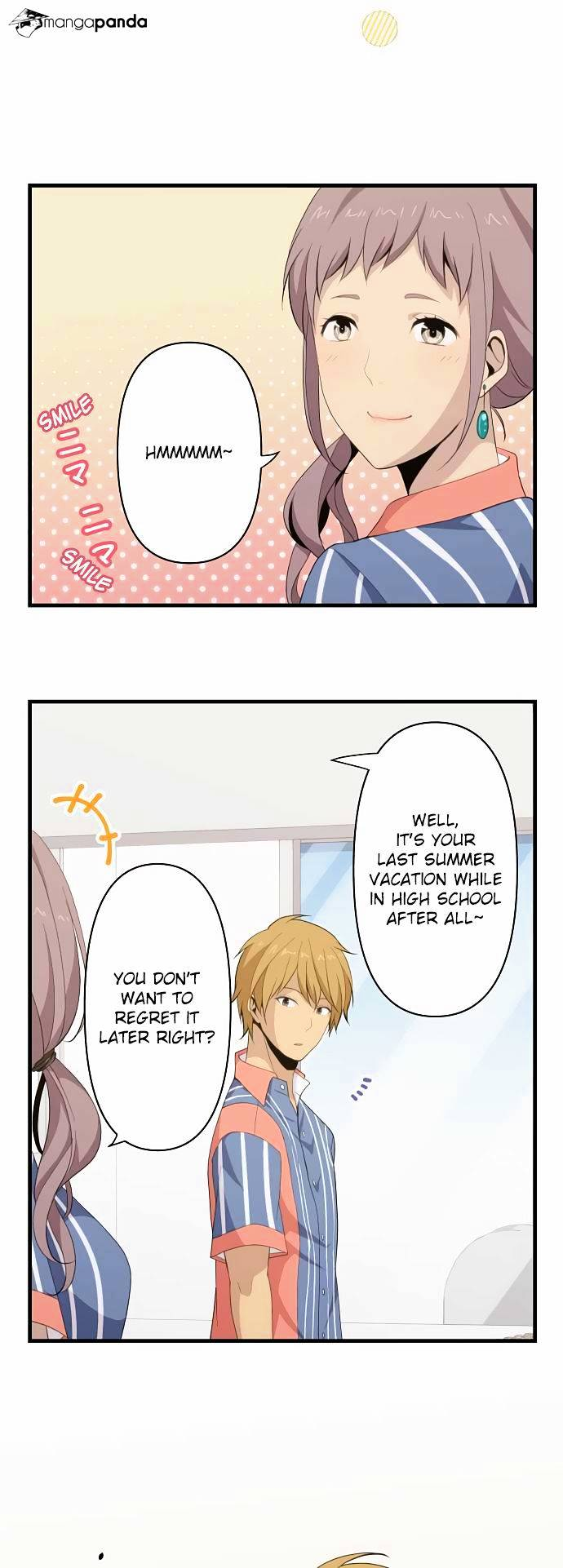 ReLIFE Chapter 96  Online Free Manga Read Image 15