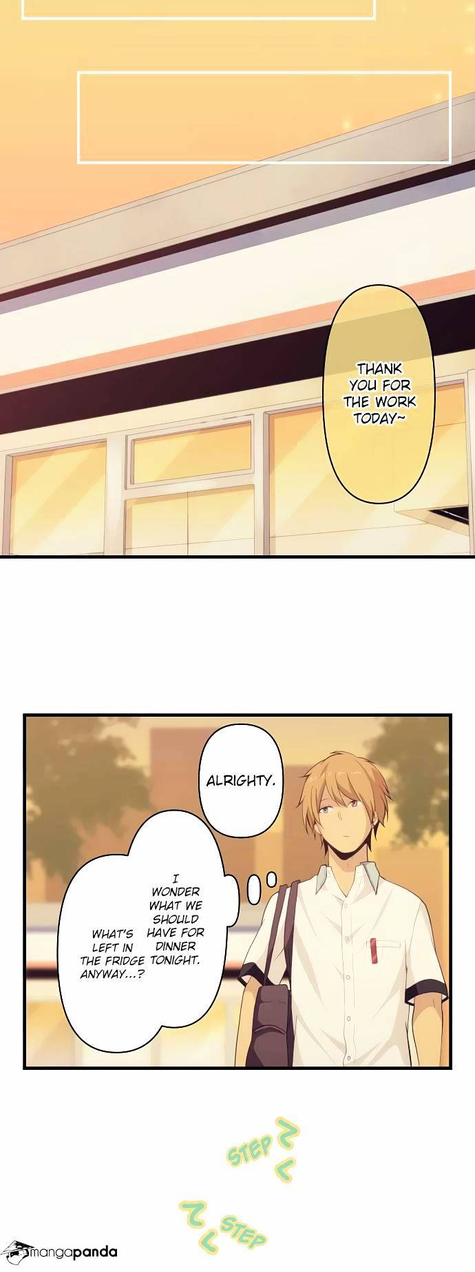 ReLIFE Chapter 96  Online Free Manga Read Image 19