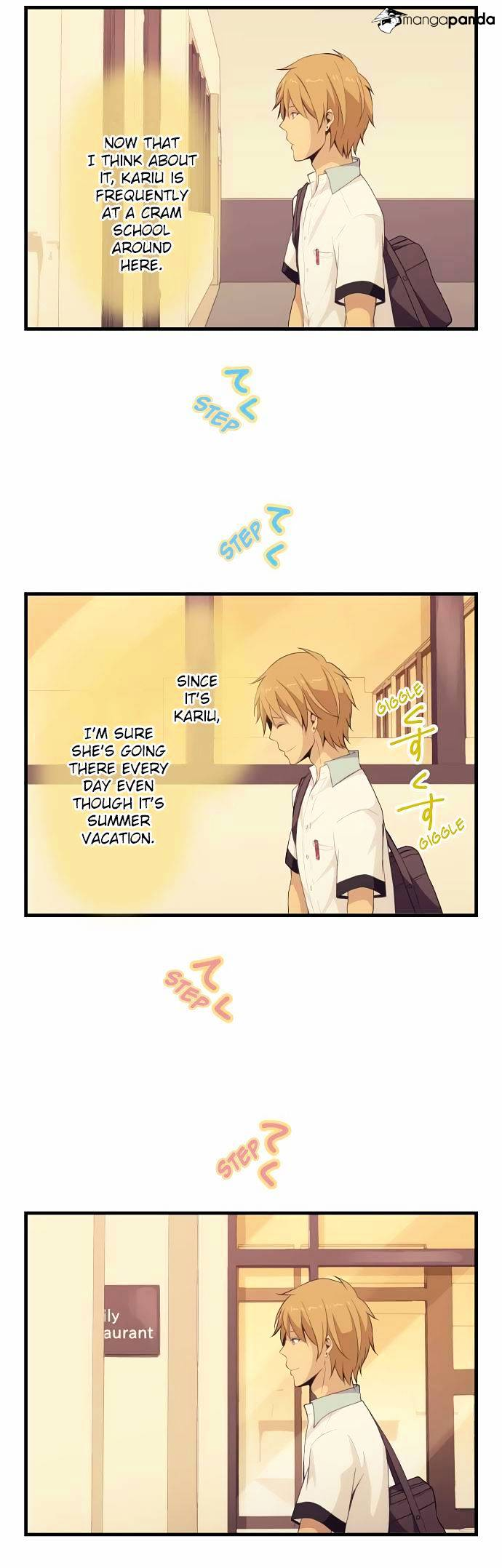 ReLIFE Chapter 96  Online Free Manga Read Image 20