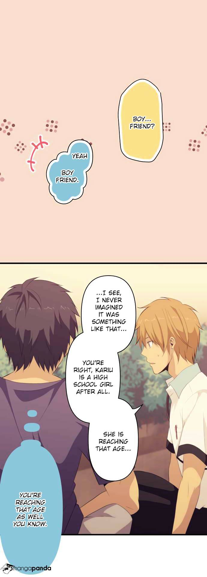 ReLIFE Chapter 97  Online Free Manga Read Image 10