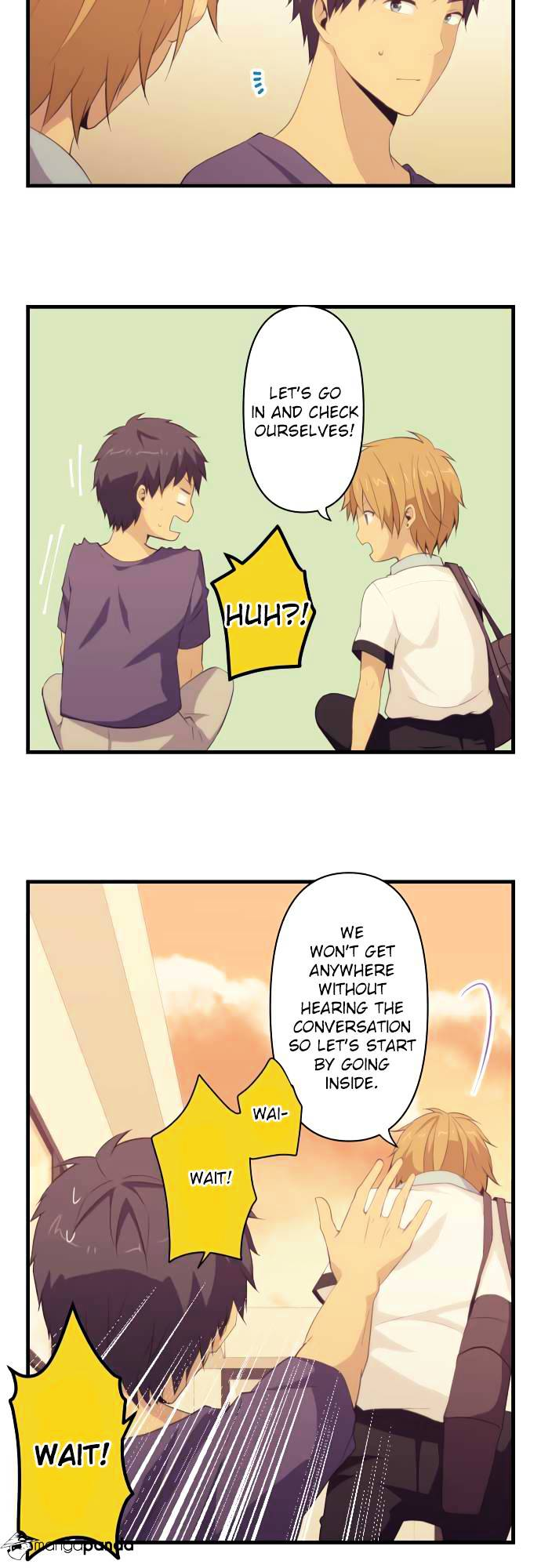 ReLIFE Chapter 97  Online Free Manga Read Image 21