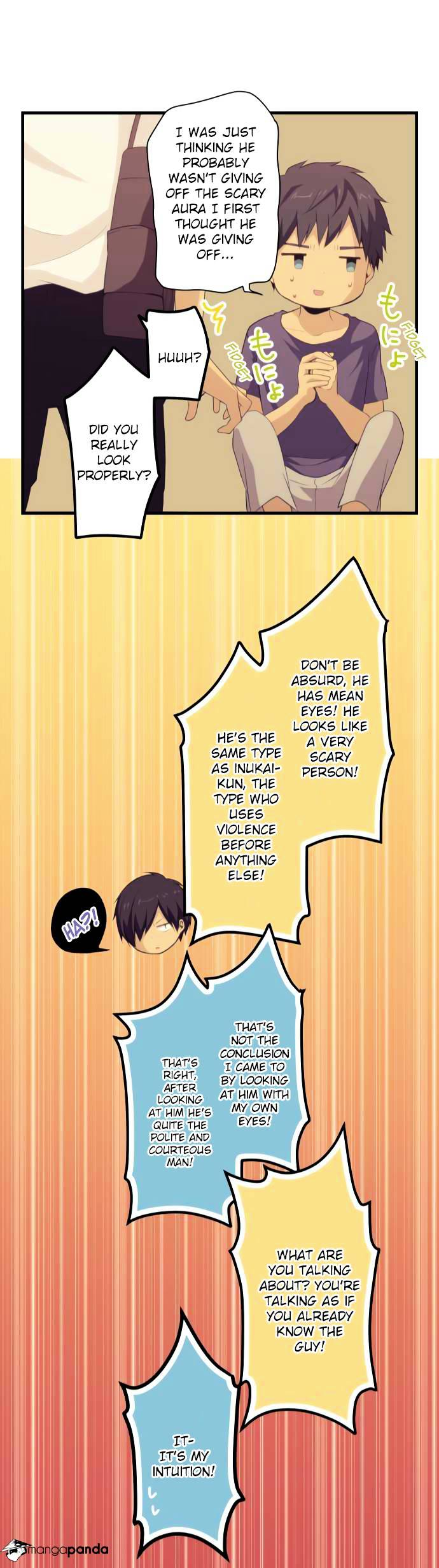 ReLIFE Chapter 97  Online Free Manga Read Image 22