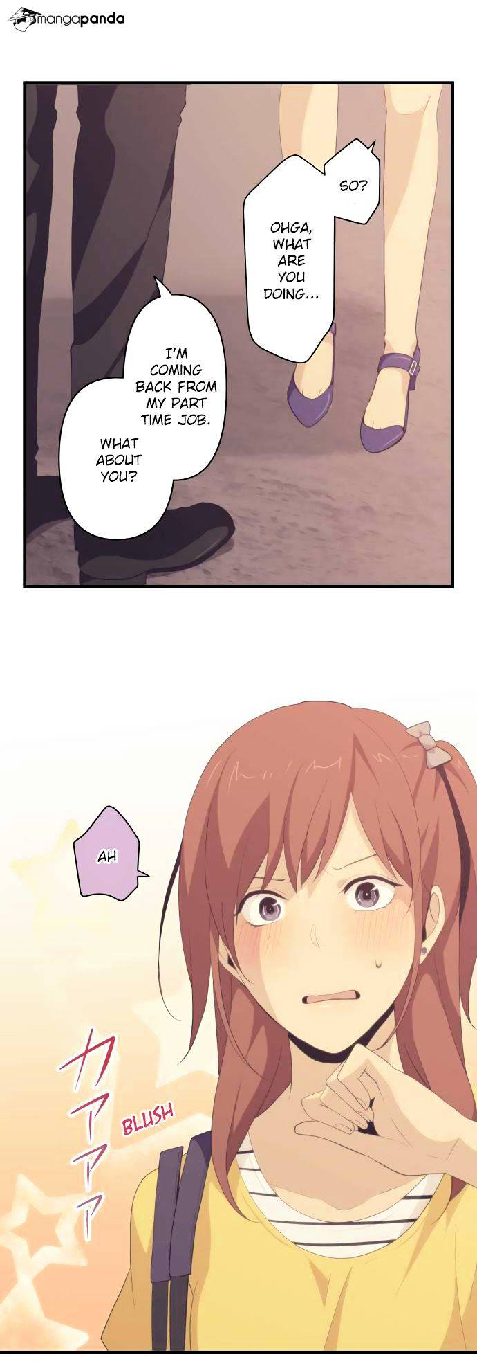 ReLIFE Chapter 98  Online Free Manga Read Image 10