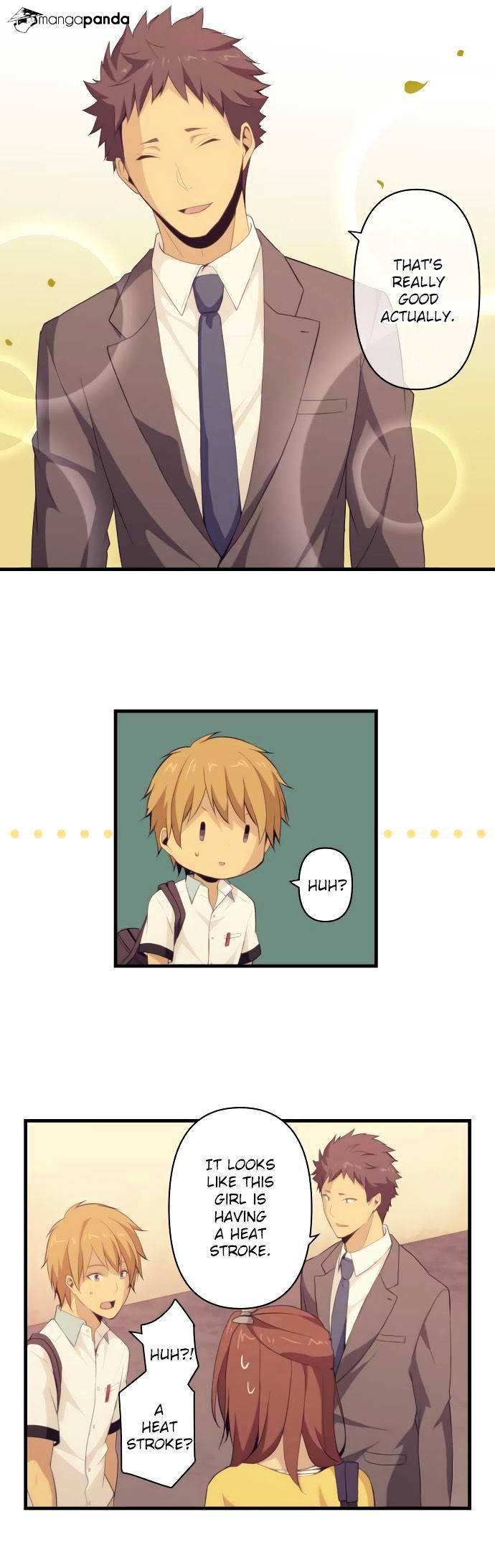 ReLIFE Chapter 98  Online Free Manga Read Image 12