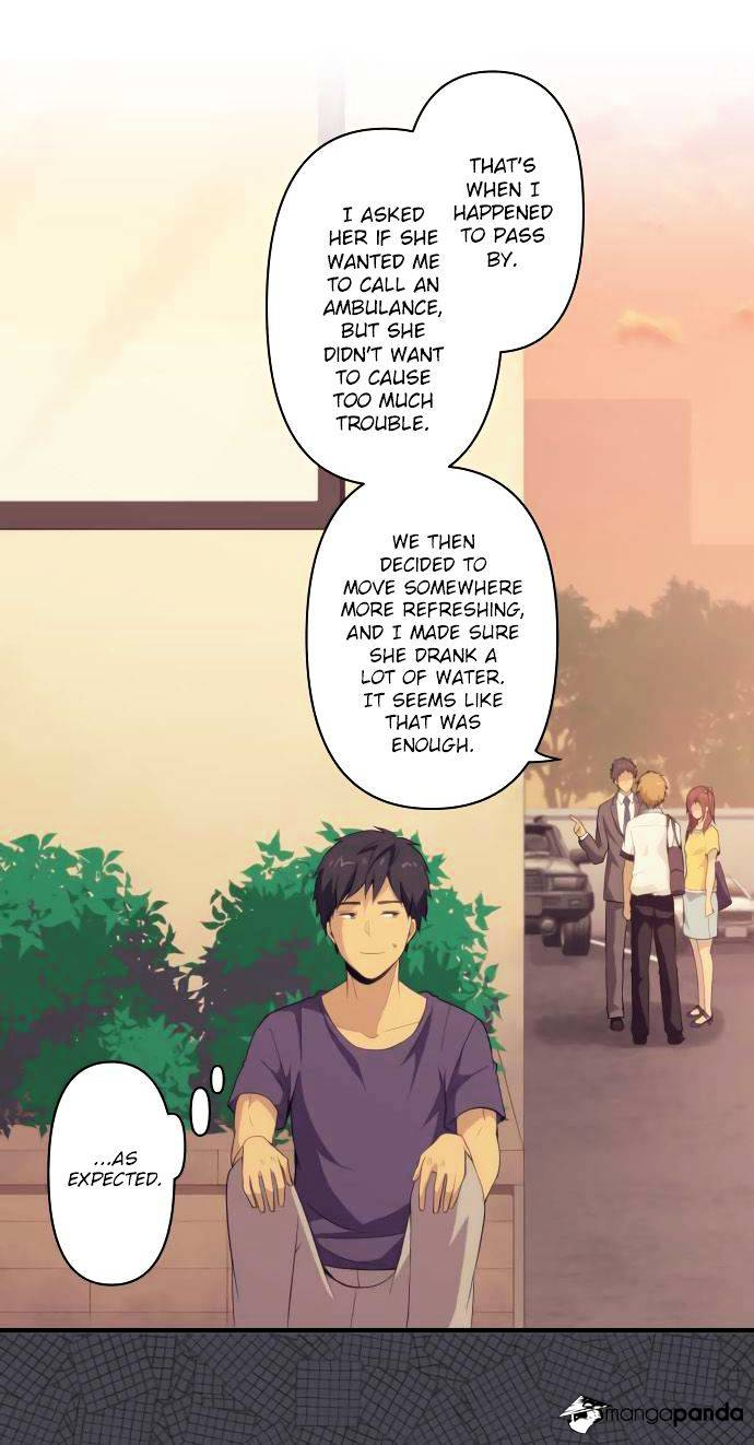 ReLIFE Chapter 98  Online Free Manga Read Image 13