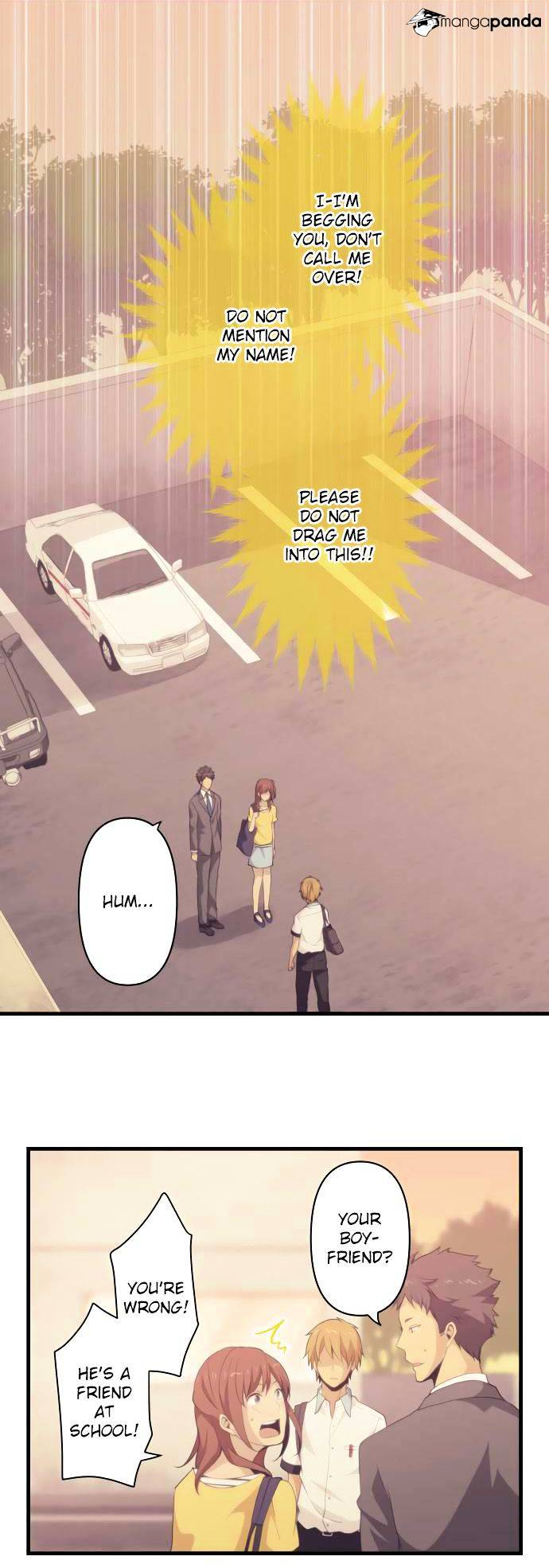 ReLIFE Chapter 98  Online Free Manga Read Image 9