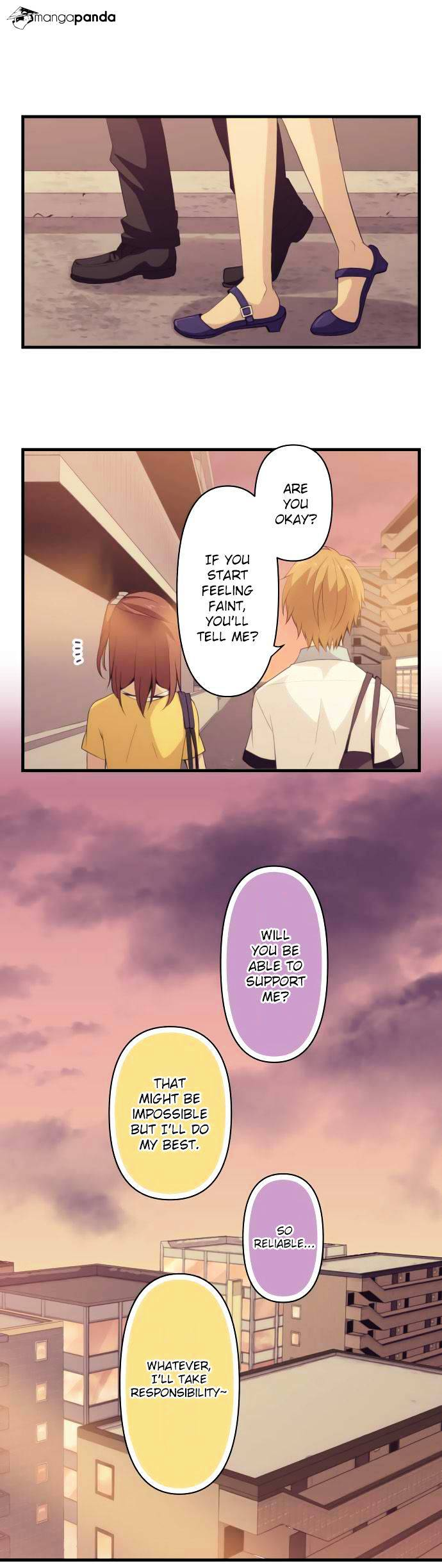 ReLIFE Chapter 99  Online Free Manga Read Image 1