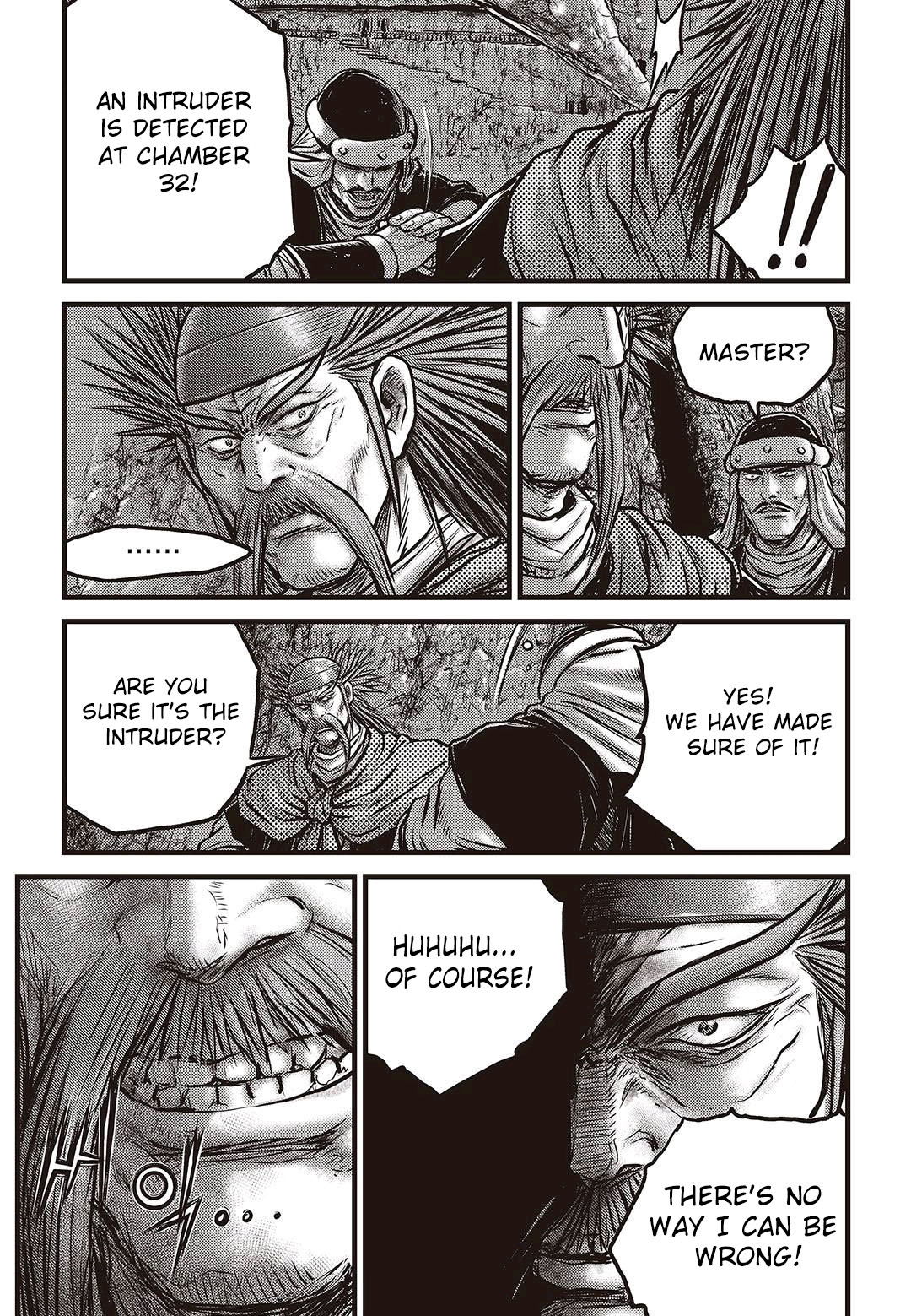 Ruler Of The Land Chapter 579  Online Free Manga Read Image 19