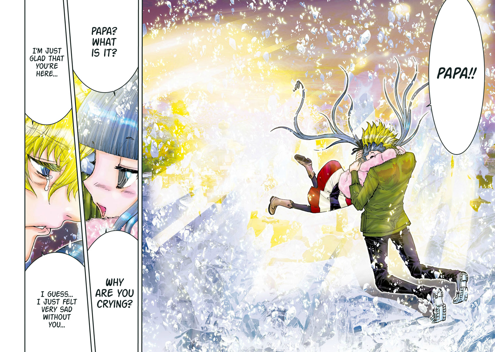 Saint Seiya Episodeg Assassin Chapter 94  Online Free Manga Read Image 8