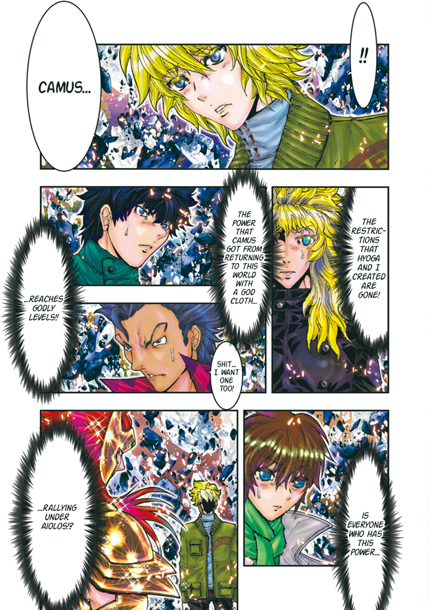 Saint Seiya Episodeg Assassin Chapter 95  Online Free Manga Read Image 3