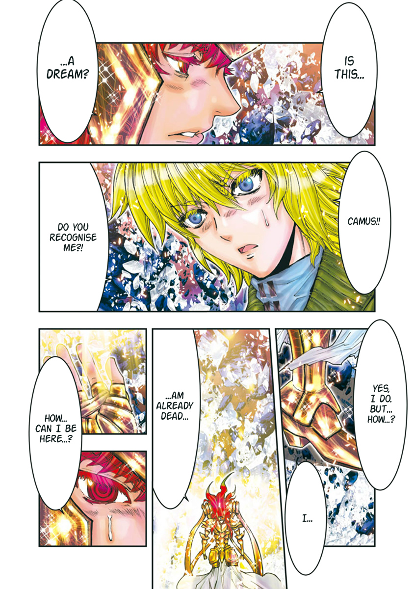 Saint Seiya Episodeg Assassin Chapter 95  Online Free Manga Read Image 5