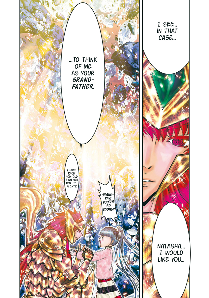 Saint Seiya Episodeg Assassin Chapter 95  Online Free Manga Read Image 8