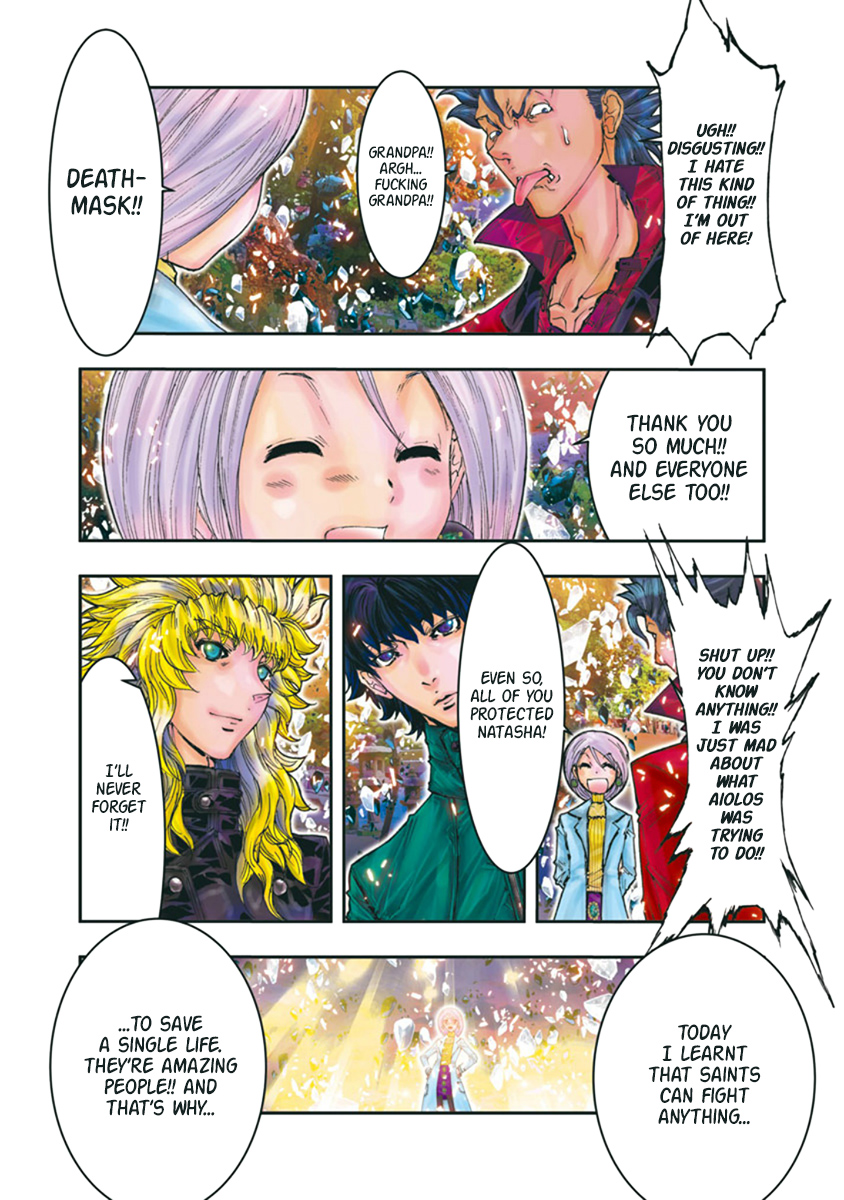 Saint Seiya Episodeg Assassin Chapter 95  Online Free Manga Read Image 9