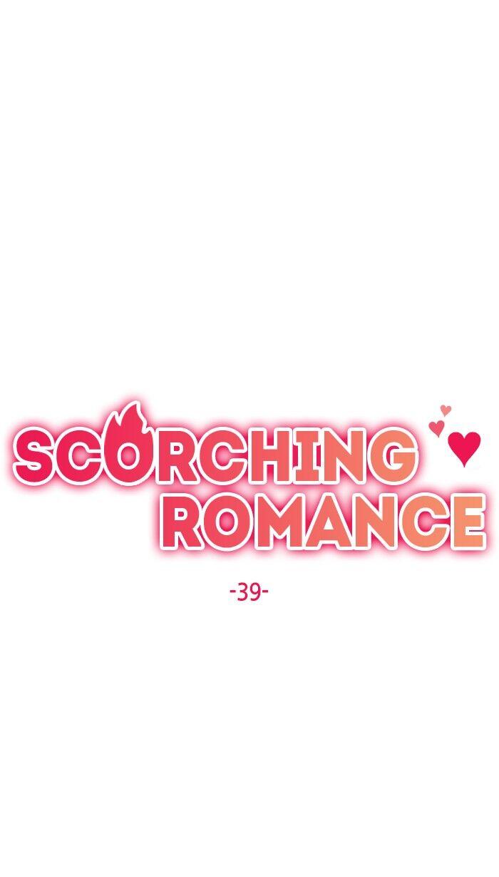 Scorching Romance Chapter 39  Online Free Manga Read Image 9