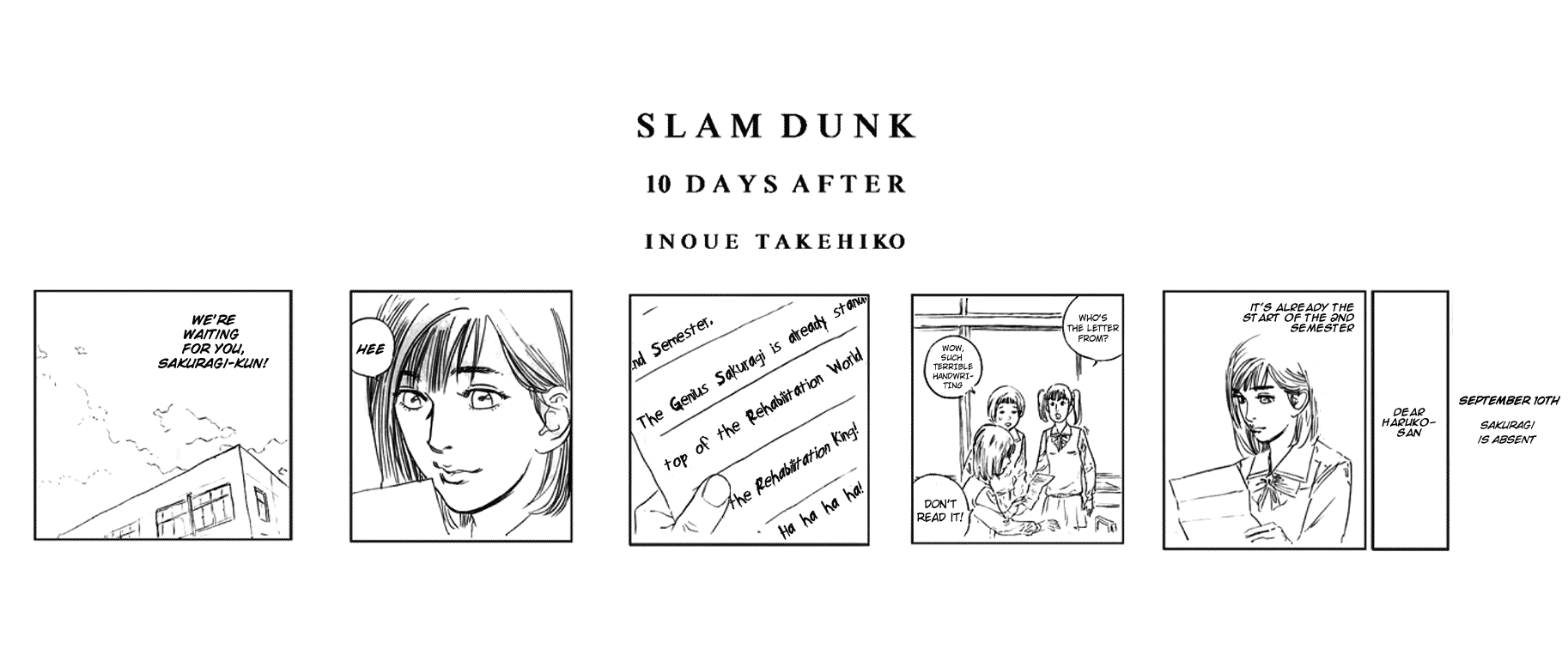 Slam Dunk Chapter 0.2 Online Free Manga Read Image 1
