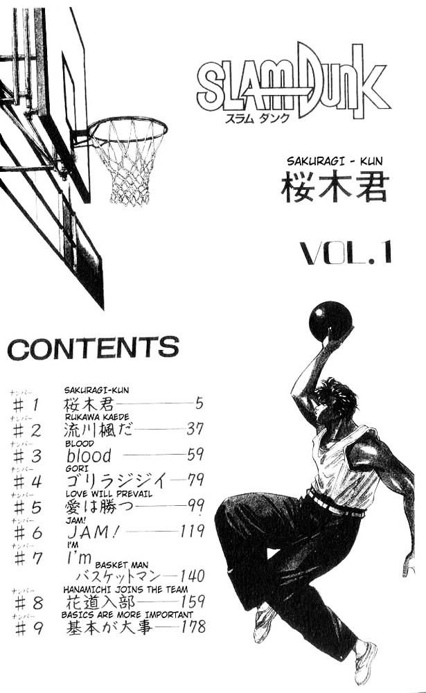 Slam Dunk Chapter 1  Online Free Manga Read Image 3