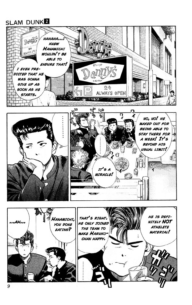 Slam Dunk Chapter 10  Online Free Manga Read Image 7