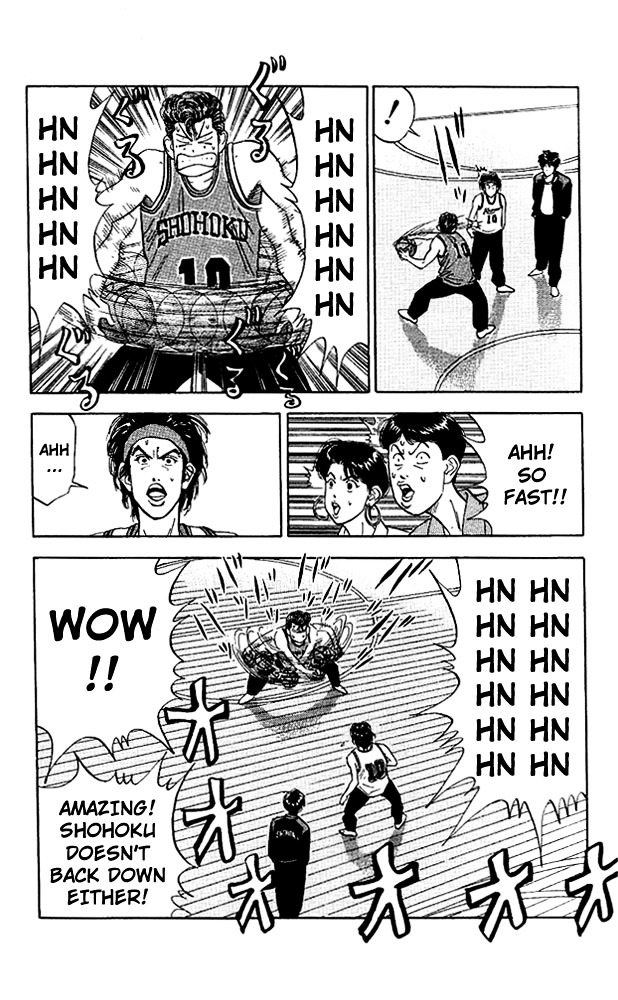 Slam Dunk Chapter 100  Online Free Manga Read Image 9
