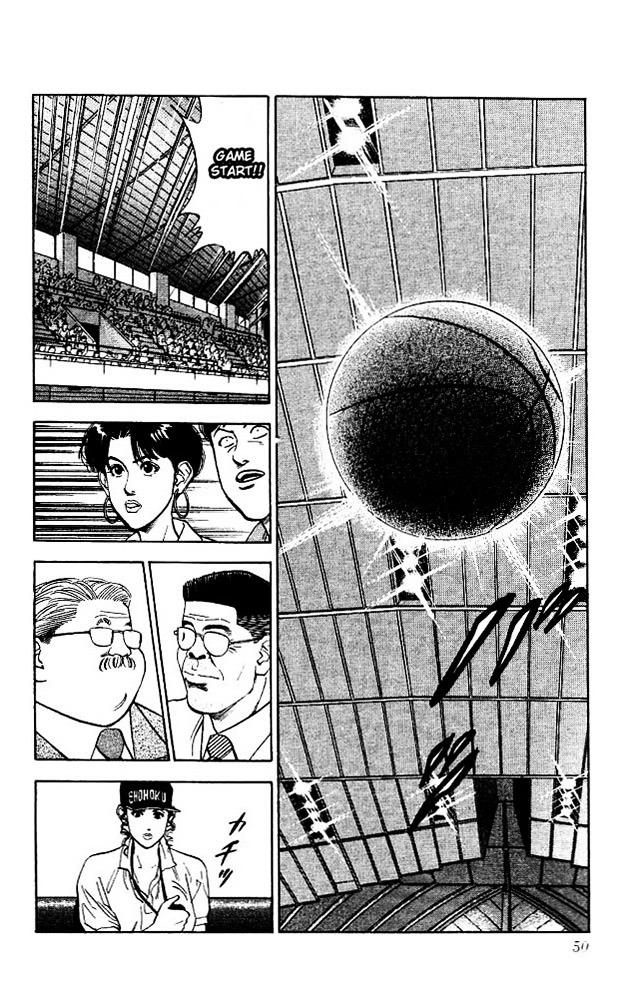 Slam Dunk Chapter 101  Online Free Manga Read Image 4