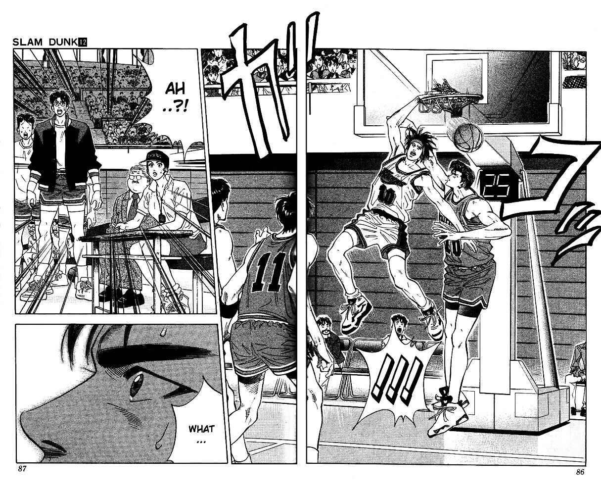 Slam Dunk Chapter 102  Online Free Manga Read Image 17