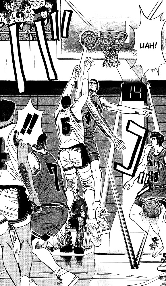 Slam Dunk Chapter 102  Online Free Manga Read Image 4
