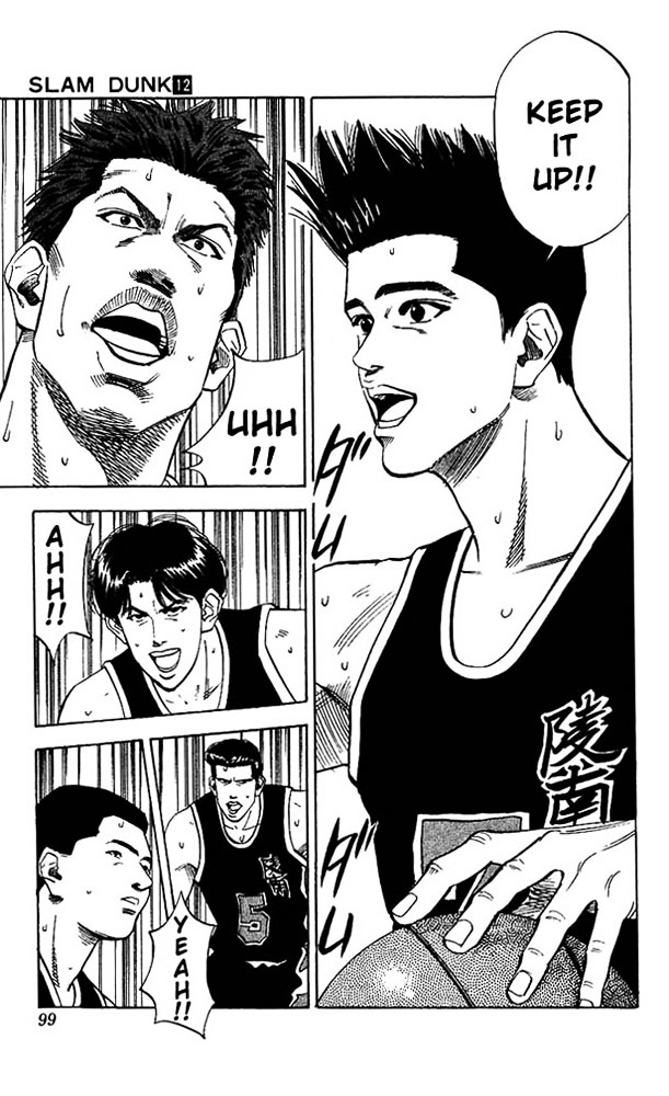 Slam Dunk Chapter 103  Online Free Manga Read Image 10