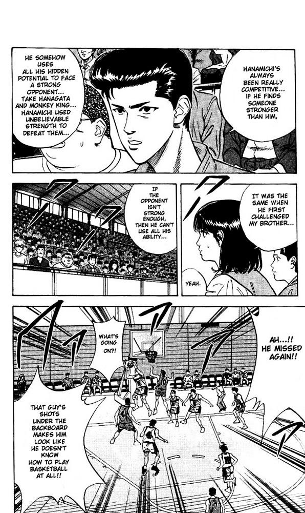 Slam Dunk Chapter 105  Online Free Manga Read Image 18