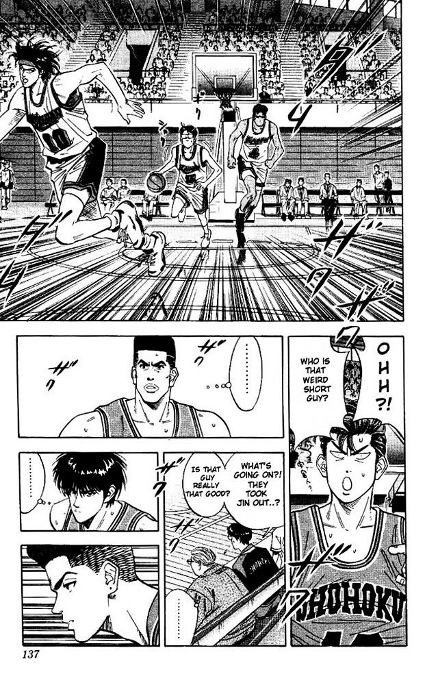 Slam Dunk Chapter 105  Online Free Manga Read Image 9