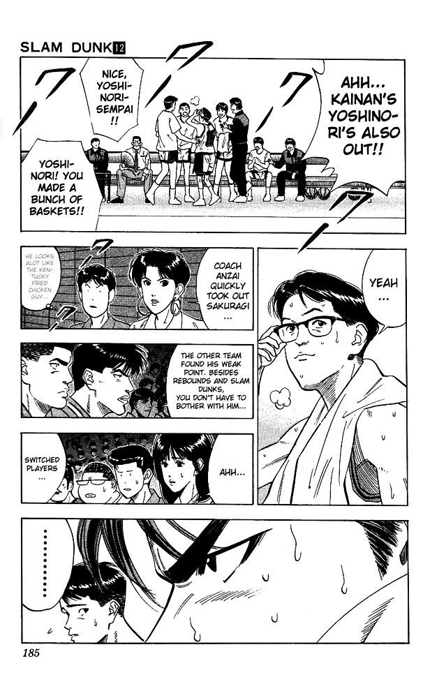 Slam Dunk Chapter 107  Online Free Manga Read Image 17