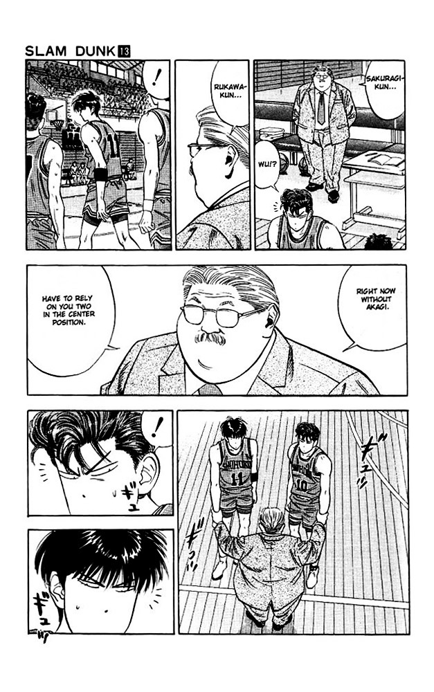 Slam Dunk Chapter 109  Online Free Manga Read Image 15