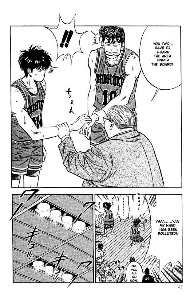 Slam Dunk Chapter 109  Online Free Manga Read Image 16