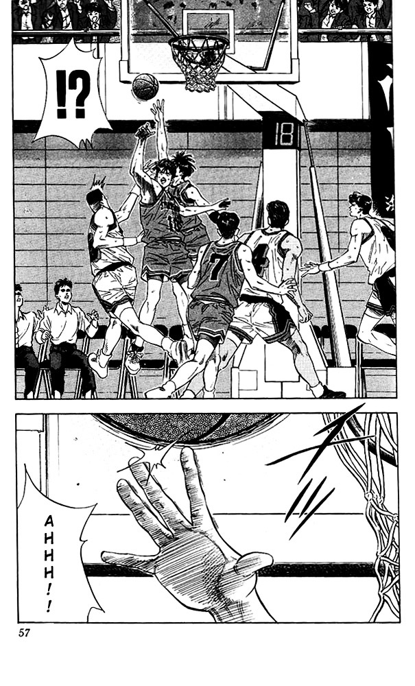 Slam Dunk Chapter 110  Online Free Manga Read Image 10