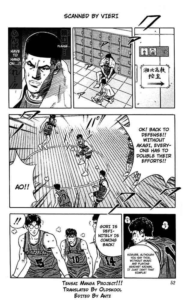 Slam Dunk Chapter 110  Online Free Manga Read Image 5