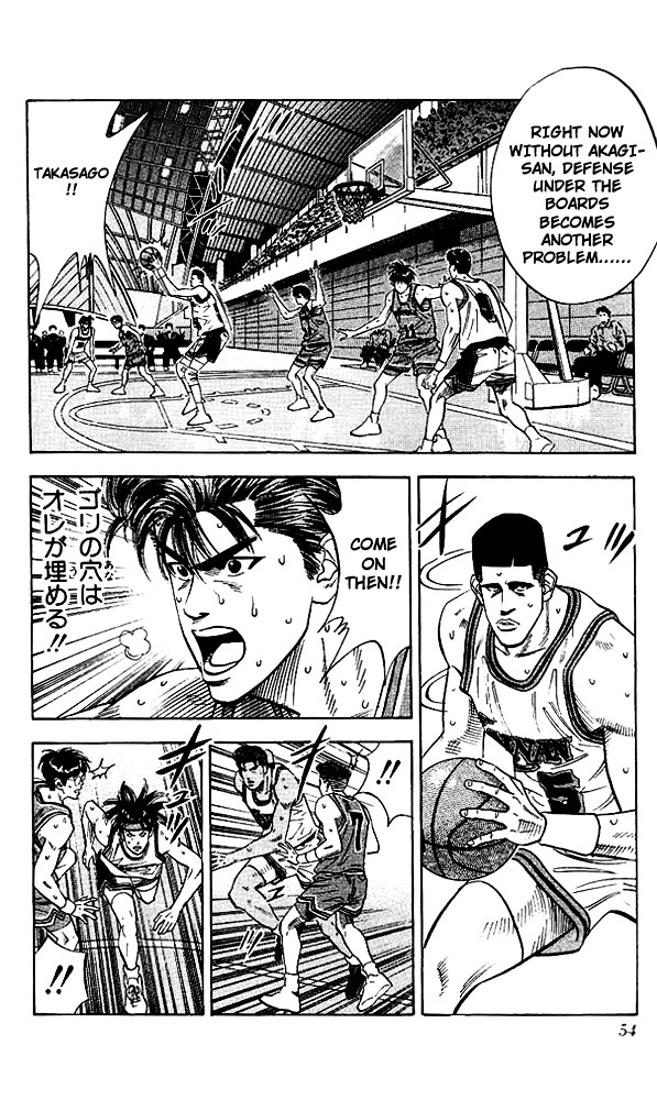 Slam Dunk Chapter 110  Online Free Manga Read Image 7