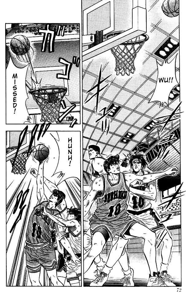 Slam Dunk Chapter 111  Online Free Manga Read Image 6