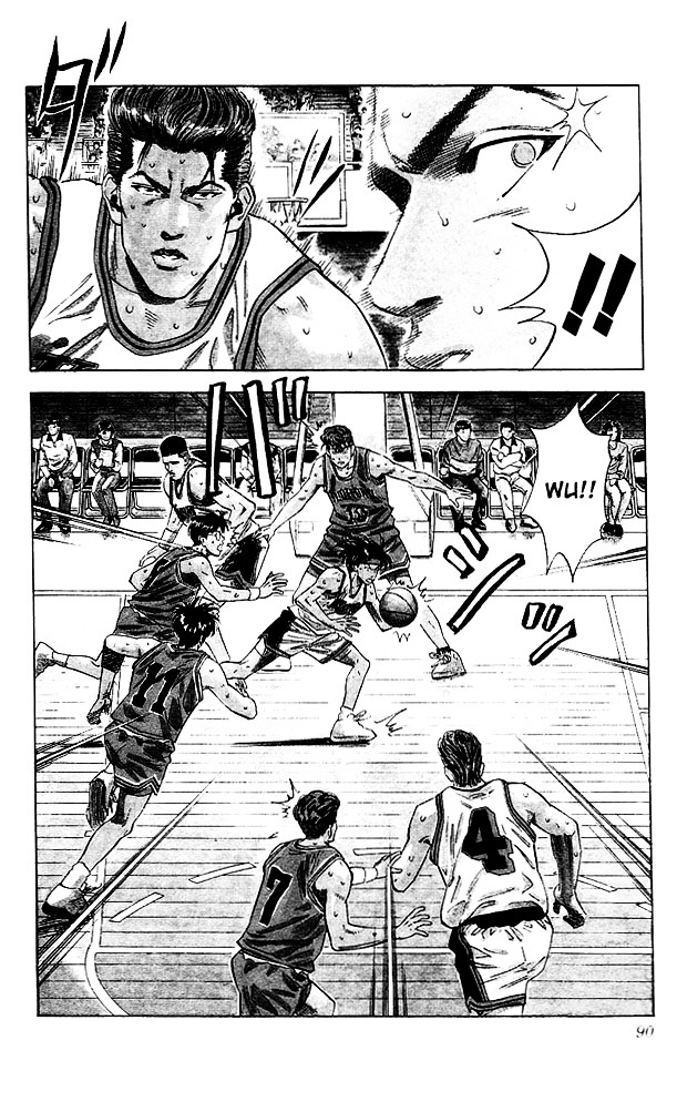 Slam Dunk Chapter 112  Online Free Manga Read Image 4