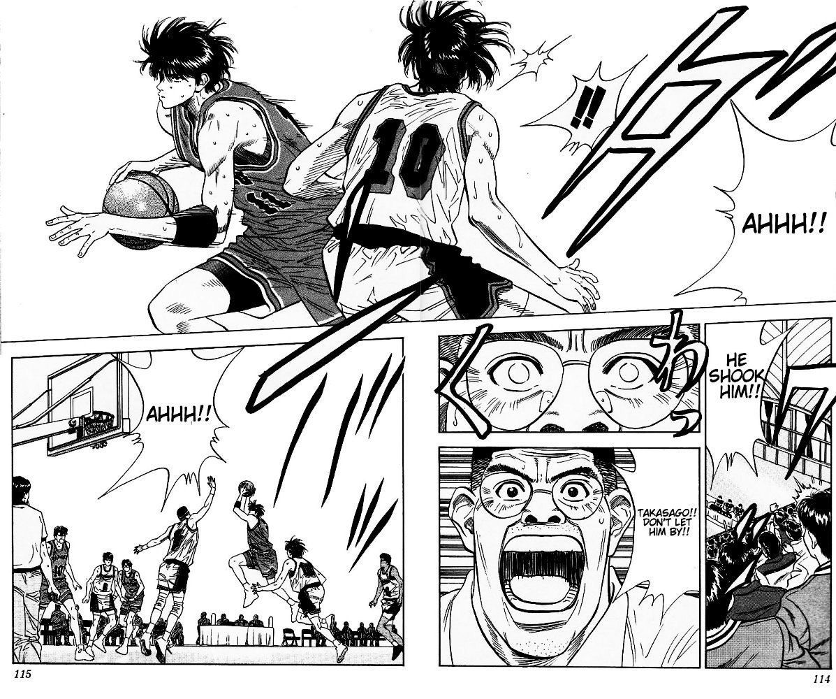Slam Dunk Chapter 113  Online Free Manga Read Image 10