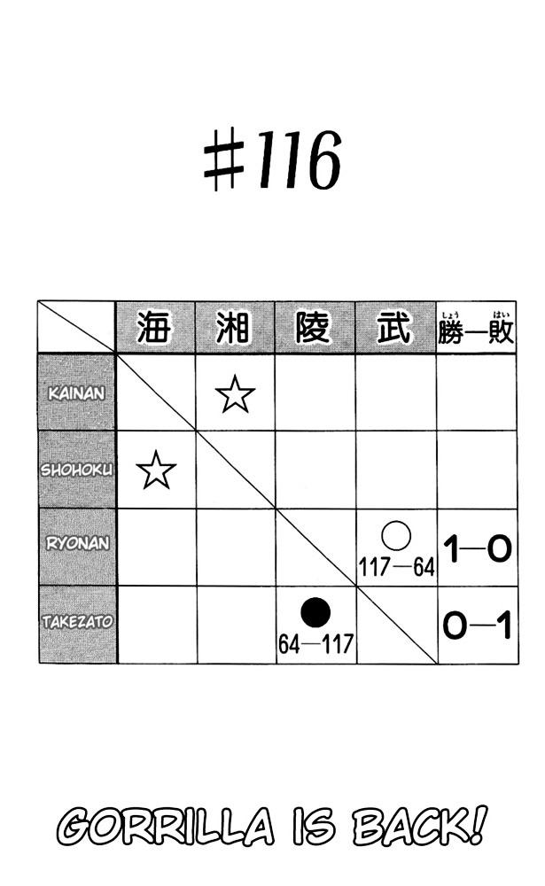 Slam Dunk Chapter 116  Online Free Manga Read Image 1