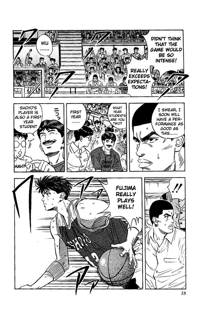 Slam Dunk Chapter 117  Online Free Manga Read Image 16