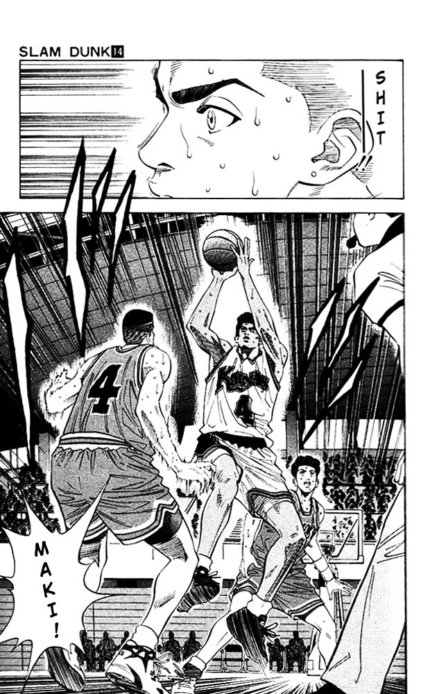Slam Dunk Chapter 118  Online Free Manga Read Image 6