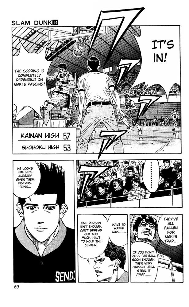 Slam Dunk Chapter 119  Online Free Manga Read Image 13
