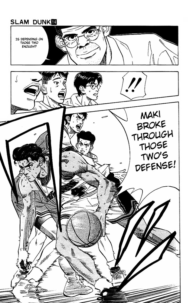 Slam Dunk Chapter 119  Online Free Manga Read Image 15