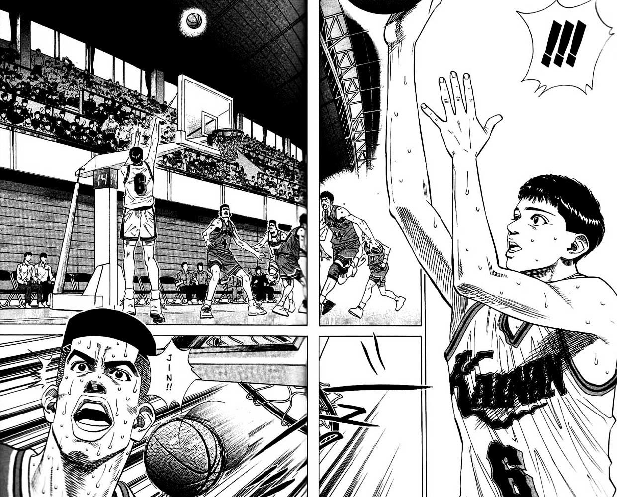 Slam Dunk Chapter 119  Online Free Manga Read Image 18